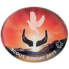 Scout Sunday 2015